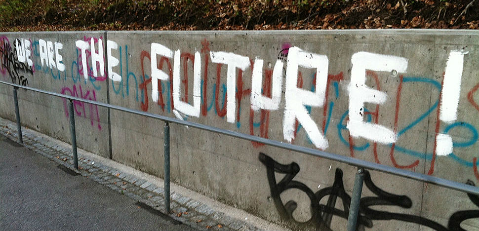 Teaser Image We are the future!