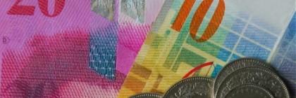 Schweizer Geld.